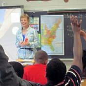 Gail Hedrick, Author of Something Stinks!