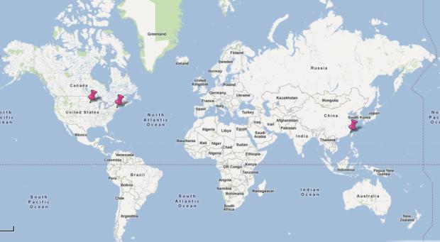 THL Offices Worldwide - Boston, Taipei, Minnesota