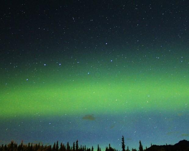 Russ' aurora borealis