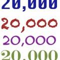 20,000 as jpeg