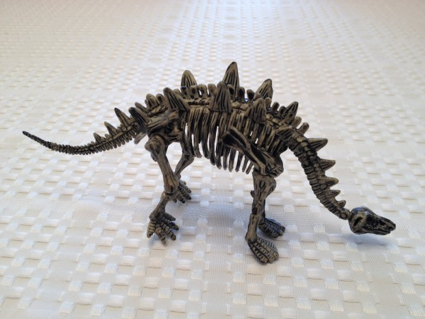 Stegosaur kit