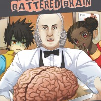 Battered Brain Cover Front