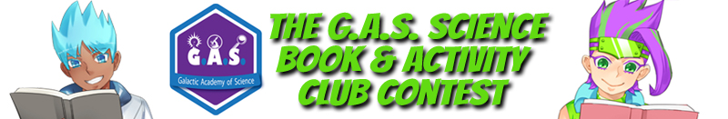 GAS Science Book & Activity Club Contest