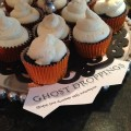 The cream cheese cupcakes dubbed Ghost Droppings were a big hit, though, so you never know!