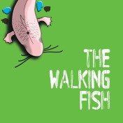 The Walking Fish - Cover