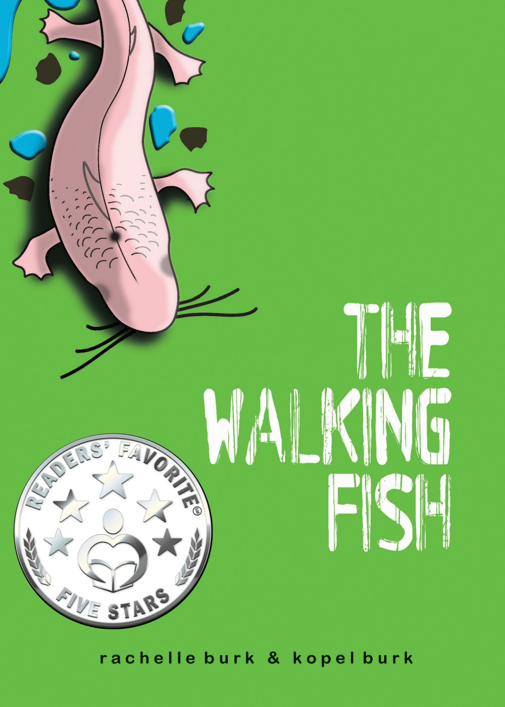 Walking Fish - Reader's Favorite 5 Star Book