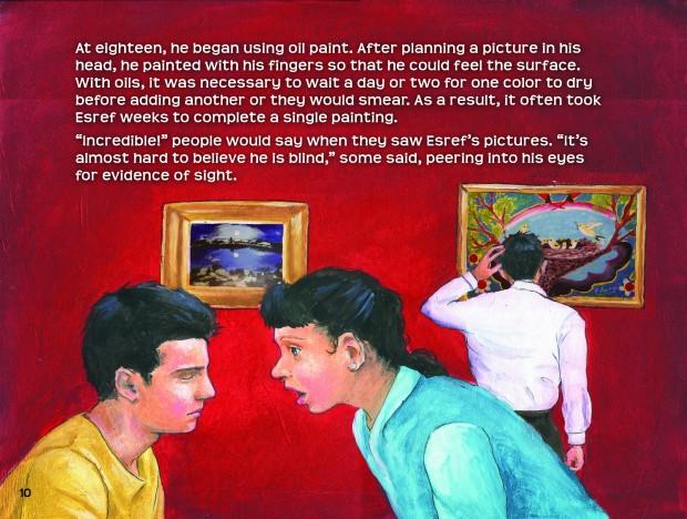 Esref Armagan Page 10
