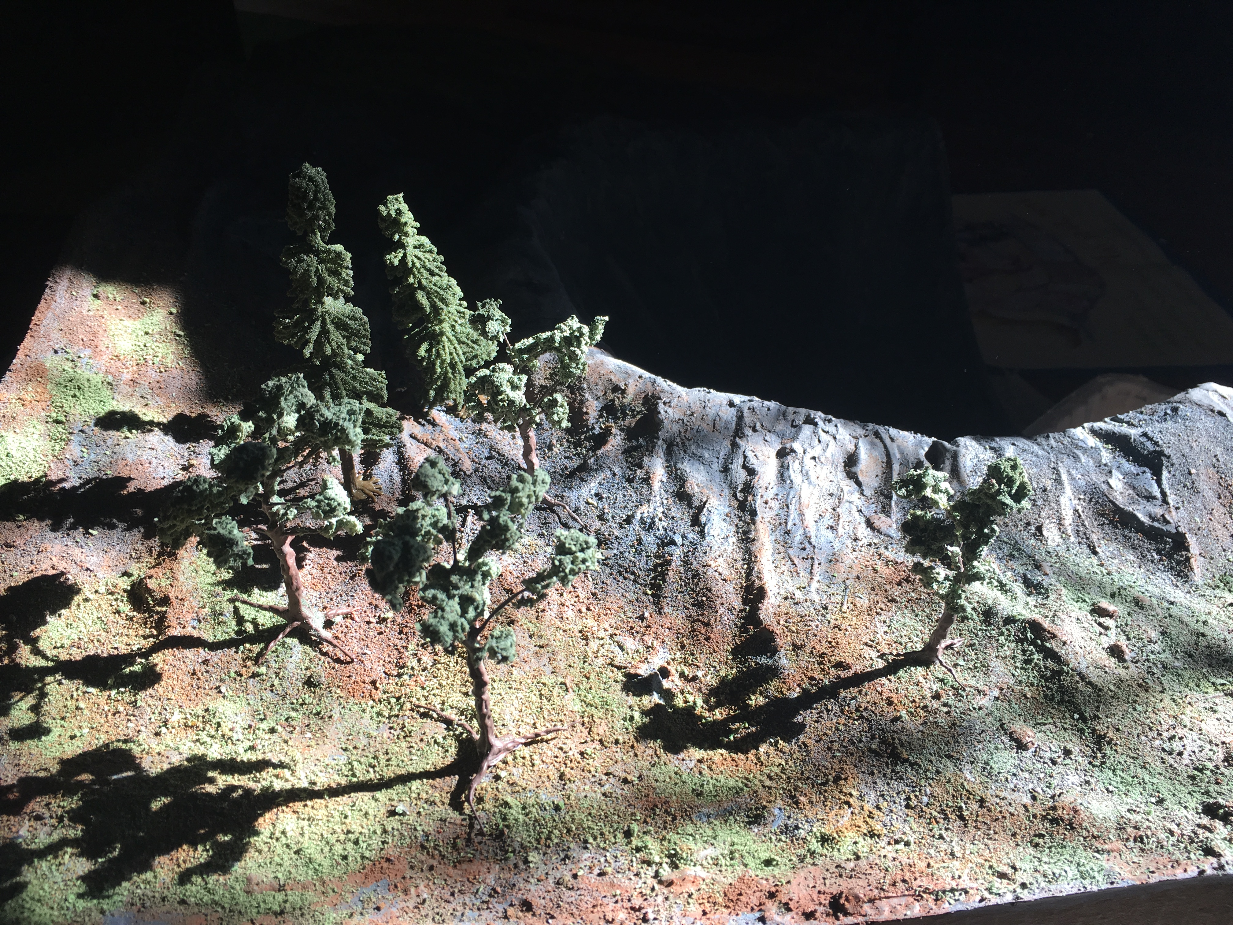 How to make a cool dinosaur extinction diorama for (almost
