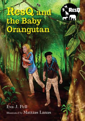 ResQ Baby Orangutan